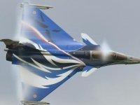 Rum tarafı için Doğu Akdeniz'de devriye atacak Fransız uçaklar Kıbrıs'ta