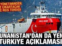 Yunanistan'dan bir Türkiye açıklaması daha! Rum yönetiminden kriz çıkartacak Oruç Reis tehdidi