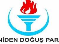 YDP'de parti meclisi yetkili organları belirledi... Genel sekreter yeniden Zaroğlu