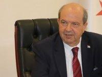 """Tatar: """"Doğu Akdeniz'de haklarımızı yedirtmeyiz"""""""