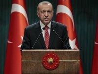 Erdoğan: Sivil gemilerimize karşı yapılabilecek en ufak bir saldırıyı cevapsız bırakamayız