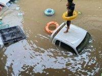 """Güney Kore'de Sellerin Vurduğu 11 Yerleşim Yeri """"Özel Afet Bölgesi"""" İlan Edildi"""