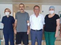 Yakın Doğu Üniversitesi Hastanesi'nde Üç Boyutlu Tümör Ameliyatı