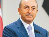 """Türkiye Dışişleri Bakanı Çavuşoğlu'ndan Avrupalı Mevkidaşlarına """"Doğu Akdeniz"""" Mektubu"""