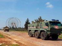 Rusya İdlib'de Türkiye ile yaptığı ortak devriyeleri askıya aldı: 'Saldırılar arttı'