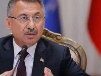 """Cumhurbaşkanı Yardımcısı Oktay: """"Türkiye'nin dostluğu değerlidir, bilen için"""""""