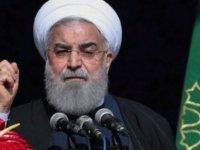 İran Cumhurbaşkanı Ruhani'den BAE'ye 'hatadan dönün' çağrısı
