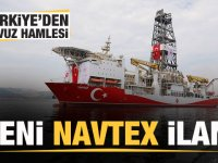 EGE Geriliyor...Yunanistan'a Türkiye'den NAVTEX'li yanıt