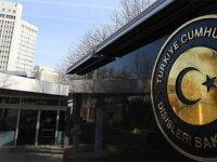 T.C. Dışişlerinden, Güney Kıbrıs ile Fransa arasındaki savunma iş birliği anlaşmasına tepki