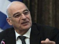 Yunanistan Dışişleri Bakanı Nikos Dendias'tan Güney Kıbrıs'a Günübirlik Ziyaret