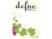 Kültür Dairesi'nin yayın organı kültür sanat etkinlikleri arşiv dergisi Defne'nin 40. sayısı yayımlandı