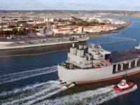 Gözlemci olarak görev yapacak ABD savaş gemisi Doğu Akdeniz'de