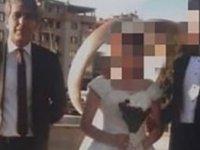 4 ay sonra düğün için evden çıktı, koronavirüs'e yakalandı.