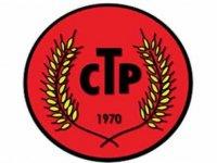 ''CTP Kıbrıs Türk halkının güvencesi olmaya devam edecek!''