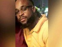 ABD'de polisten ölümüne sebep olduğu siyahi Müslümana 'Allah sana yardım etmeyecek' sözleri