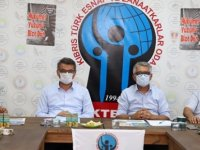 """CTP Genel Başkanı Erhürman: """"Pandemi süreci kötü yönetildi"""""""