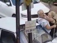 Trafikte yol verme kavgasında tokat attığı kadın sürücü eski tekvandocu çıktı