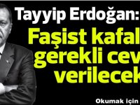 Erdoğan: Uçak gemisi yapmalıyız