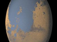 Mars'ta su bulundu!