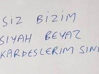 """PAOK'tan Beşiktaş'a Türkçe mesaj: """"Siz bizim siyah-beyaz kardeşimizsiniz"""""""