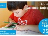 SOS Çocukköyü Bağış Kampanyası Başlattı