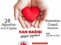 Girne Belediyesi'nden kan bağış kampanyası için çağrı