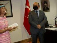 Türkiye Cumhuriyeti'nden Kayıp Şahıslar Komitesi'ne 100 Bin ABD Doları bağış