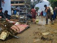 Afganistan'da Sel Felaketi 45 Can Aldı