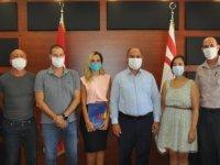 DAÜ-SEM'den Değirmenlik Belediyesi'ne Ziyaret