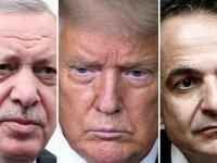 Trump, Erdoğan ve Miçotakis ile Doğu Akdeniz'i görüştü: Sorunun tek çözümü diyalog