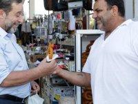 Denktaş'tan Gazimağusa'da Ziyaretler