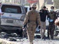 Afganistan'da Art Arda İki Bombalı Saldırı: 13 Ölü