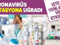 """Prof. Dr. Tamer Şanlıdağ: """"Koronavirüs, yapısı itibariyle binlerce kez mutasyona uğrayabilir."""""""