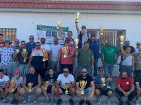İskele Avcılar Birliği 40. Yıl sporting yarışması yoğun katılımla gerçekleşti