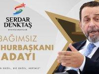 Denktaş Erdoğan'ın Kıbrıs Türk tarafının da dahil olacağı geniş katılımlı bölgesel konferans önerisini selamladığını söyledi