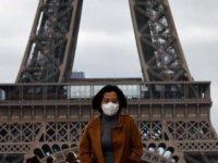 Fransa'da koronavirüs vaka sayısı yeniden 7 binin üzerinde