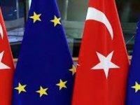 """""""AB-Türkiye İlişkilerine Güvenlik Eksenli Bakış: Doğu Akdeniz Ve Libya"""" Paneli"""