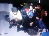 Suriyeli Kaçaklar Yakalandı