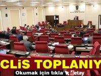 Cumhuriyet Meclis Genel Kurulu, yarın toplanacak.