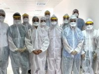 YDÜ'de DESAM Enstitüsü tarafından PCR eğitimi yapıldı