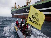 Greenpeace Pasific Eylemi sona erdi