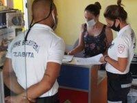 Girne'de faaliyet gösteren 5 kreşi denetlendi