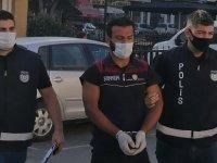 KKTC'ye kaçak gelen şahıs tutuklandı