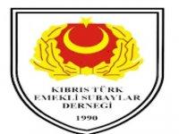 Kıbrıs Türk Emekli Subaylar Derneği Gaziler Günü'nü Kutladı