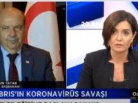 """Başbakan Ersin Tatar: """" Akıncı'nın politikaları iflas etmiştir"""""""
