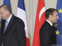 Macron'dan Türkçe tweet