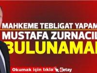Yeniboğaziçi  Belediye Başkanı Zurnacılar'a tebliğ yapılamadı, mahkeme ertelendi!