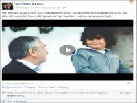 İşte! Mustafa Akıncı'nın Sosyal Medyada İzlenme Rekoru Kıran O Videosu