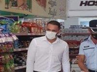 Yenierenköy'de işyerlerine Covid-19 tedbirleri çerçevesinde denetim