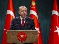 """Erdoğan: """"Aşıyı 2021'in ilk aylarında hizmete sunacağız"""""""